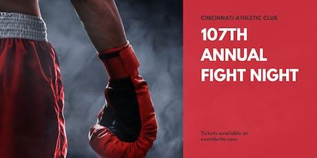 Cincinnati Fight Night tickets