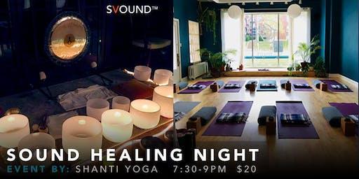 SOUND as Medicine Healing