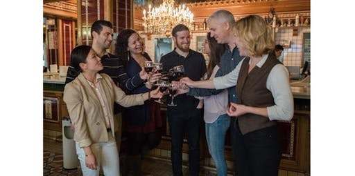 NYC Vino & Tapas Crawl With A Sommelier  (2019-11-23 starts at 3:00 PM)