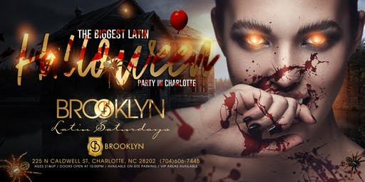 The First Ever Halloween Party at Brooklyn Nightclub