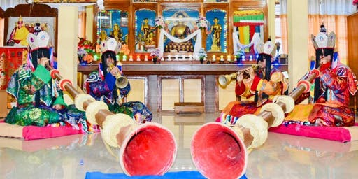 Sacred Music and Dance from the Land of the Snow