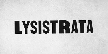 LYSISTRATA  tickets