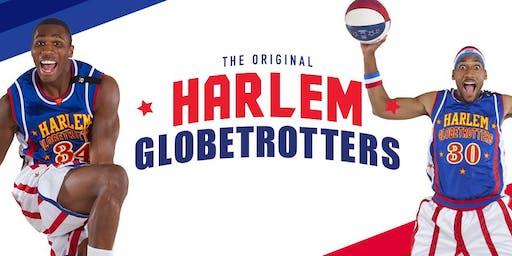 Harlem Globetrotters - Fundraiser!