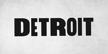 DETROIT tickets