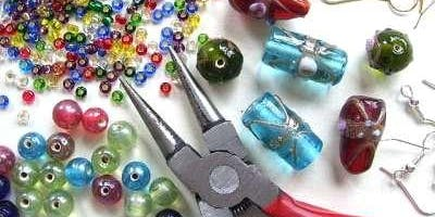 Jewelry Making Class at Franklin Branch