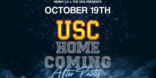 USC HOMECOMING AFTER PARTY