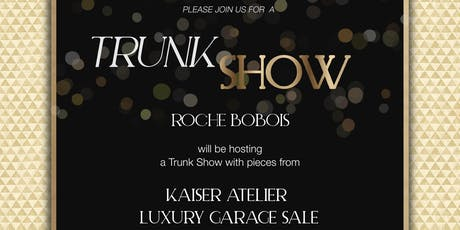 Trunk Show tickets