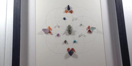 Create a Crystal Mandala (Crystal Grid) tickets