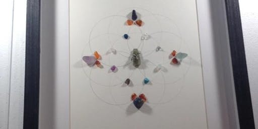 Create a Crystal Mandala (Crystal Grid)