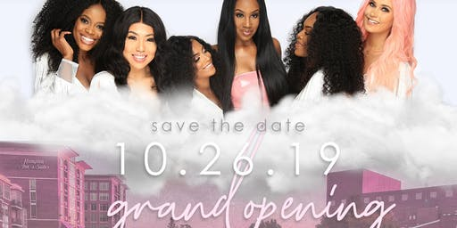 Grand Opening - Pink Halo Luxury Hair Boutique