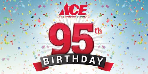 Ace Hardware Norwich Birthday Party