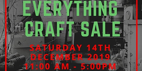 Local Craft Sale - Holiday Shopping tickets