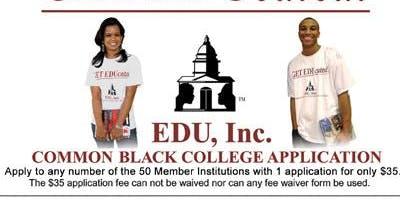 #CAP Workshop:  Common Black College Application with Robert Mason