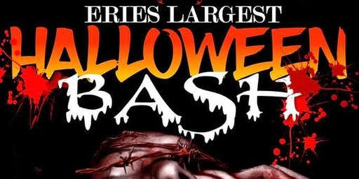 Eries Largest Halloween Bash at Bourbon Barrel