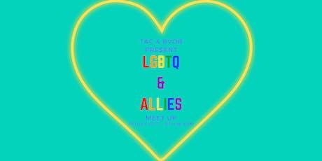 LGBTQ & Allies Meet-Up tickets