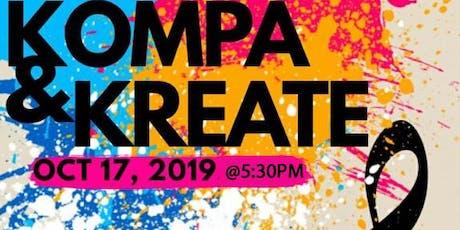 Kompa & Kreate tickets