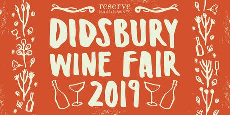 Didsbury Winter Wine Fair tickets