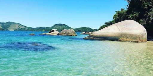 Excursão para Ilha do Pelado - Paraty