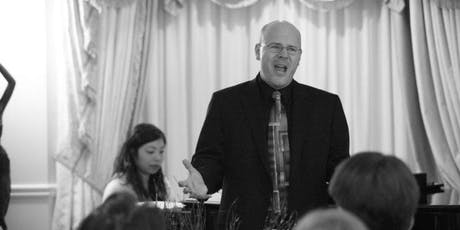 An Evening of Song with Tenor Edward Morysiak & Pianist Brahm Goldhamer tickets