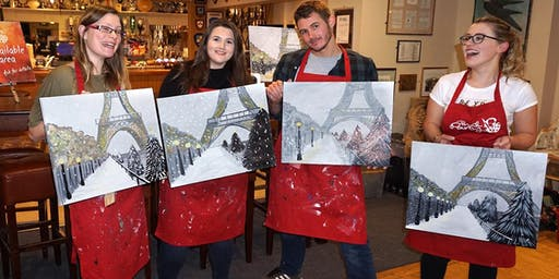 Winter in Paris Brush Party - Bristol