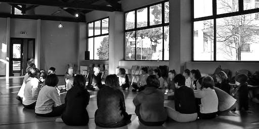 Movement and creative workshop with Livia Massarelli
