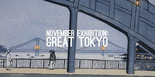 "Rondleiding ""Great Tokyo: One Hundred Views by Koizumi Kishio"""