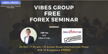 Vibes Group - Free Forex Trading  Seminar tickets