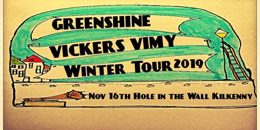Vickers Vimy and Greenshine Winter Tour