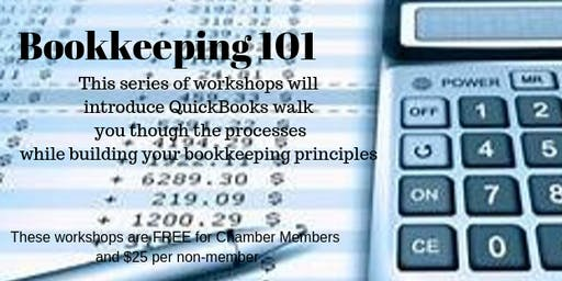 Bookkeeping & Working with a professional series