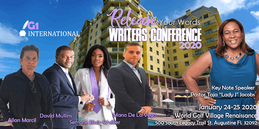 Release your Words 2020 International Writers Conference