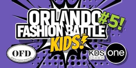Orlando Fashion Battle 5 Kids Edition! tickets