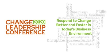 Change Leadership Conference 2020 tickets