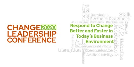 Change Leadership Conference 2021 tickets