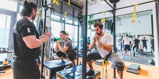 Personal Trainer Course - IRL Dublin