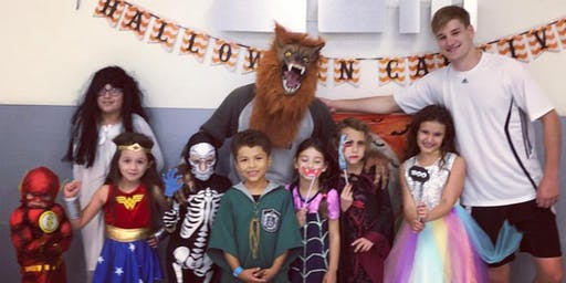 KIDS HALLOWEEN PARTY!! in Cypress, Texas!
