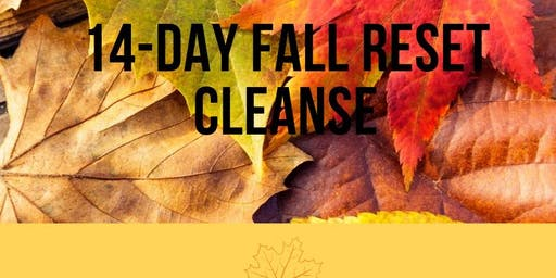 14-Day Fall Reset Cleanse