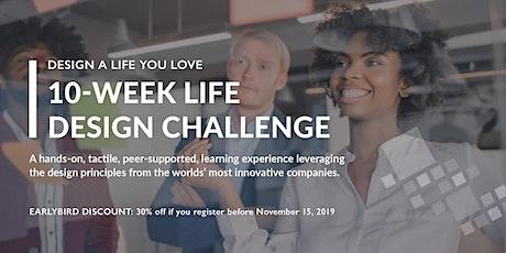 Design a Life You Love Workshop tickets