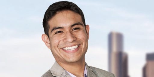 ENGAGE Connect Silicon Valley: Pedro David Espinoza | Conversations: Faith + Life