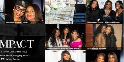The 100 Black Men & Women of IMPACT Networking Experience