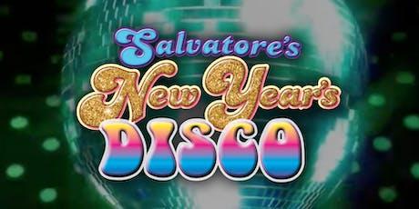 Salvatore's New Year's DISCO With DJ John Ceglia! tickets