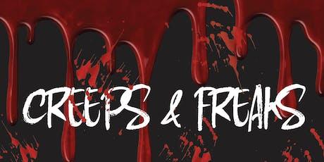 Creeps& Freaks billets