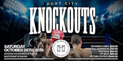 Port City Knockouts