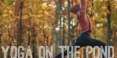 Yoga on the Pond October tickets