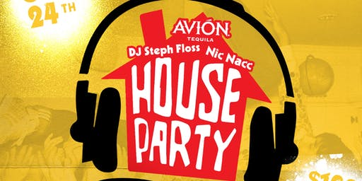 Avion Tequila House Party