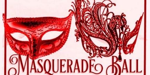 Masquerade Ball A Black Tie Affire!