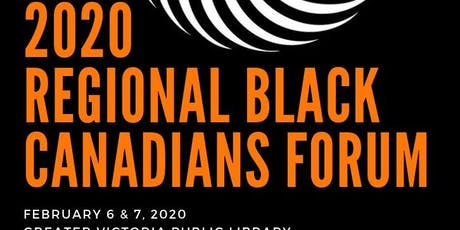 Regional Black Canadians Forum tickets