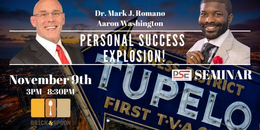 2019 Personal Success Explosion - Giving you the tools for MASSIVE success!