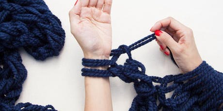 Session: Arm-Knitting tickets