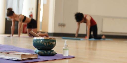 200 HOUR VINYASA YOGA TEACHER TRAINING TASTER with Creative Yoga School