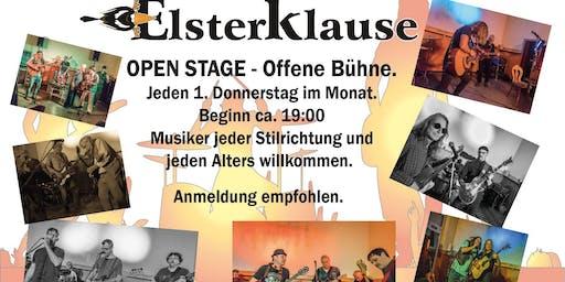 Open Stage November Rain